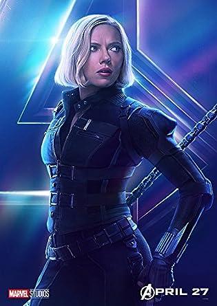 映画 アベンジャーズ インフィニティ・ウォー ポスター 42x30cm Avengers  Infinity War ディズニー インフィニティ  ウォー トニー スターク