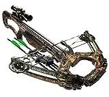 Barnett Raptor Pro str Crossbow Realtree Camo BAR78005, One Size