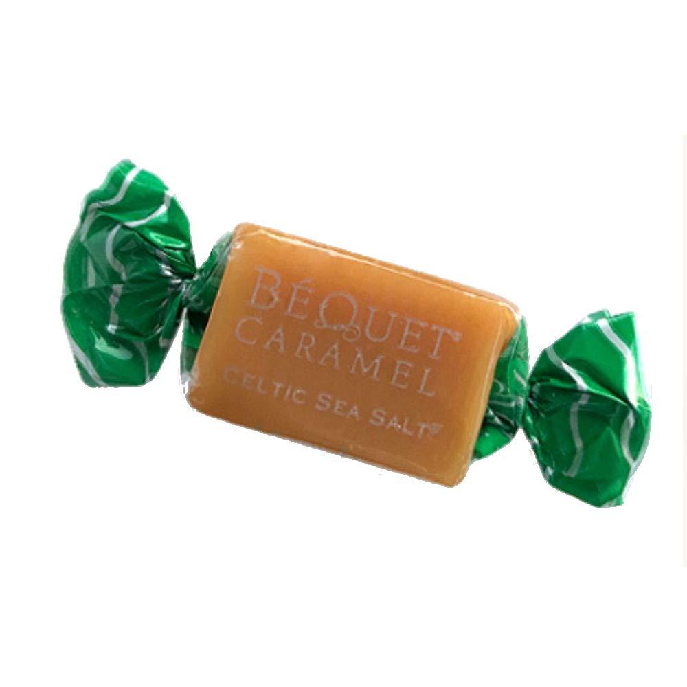Bequet Caramels - Celtic Sea Salt 8oz (12 Pack) by Bequet Caramels (Image #2)