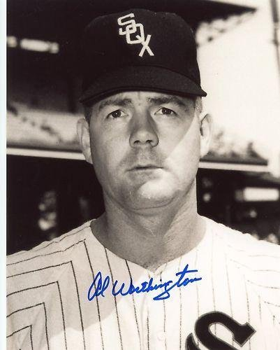 77968454a1b Autographed Al Worthington Photo - 8x10 - Autographed MLB Photos at ...