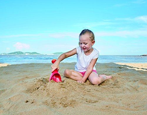 Hape Beach and Sand Toys Rain Shovel Toys, Blue