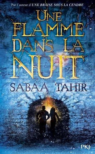 Une braise sous la cendre - Tome 2 : Une flamme dans la nuit de Sabaa Tahir 51cobnkMFLL