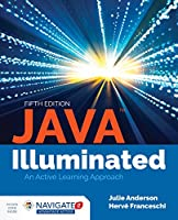 Java Illuminated, 5th Edition Front Cover