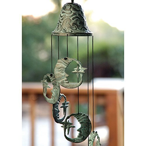 SPI Home BP15145 Moon Wind Chime (Moon Chime)