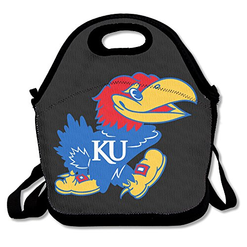 Price comparison product image LHLKF University Of Kansas Fancy Lunch Boxes One Size
