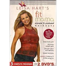 Leisa Hart's Fitmama: Prenatal and Postnatal Workouts