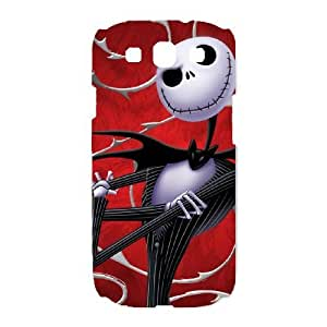 Samsung Galaxy S3 I9300 Phone Cases White The Nightmare Before Christmas FXC552344
