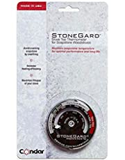 StoneGard Stove Top Thermometer (3-26) for Soapstone Woodstoves. Monitors Soapstone Temperature for Optimal Performance and Long Life