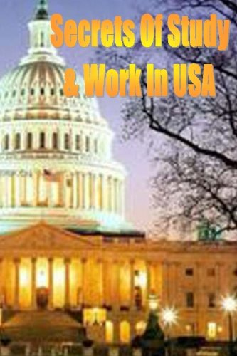 Download Secrets of Study & Work in USA: English Version1 PDF