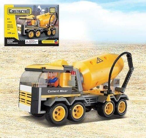 Price comparison product image Stkertools(TM) Cement Mixer - Building Set by Brictek (14003)