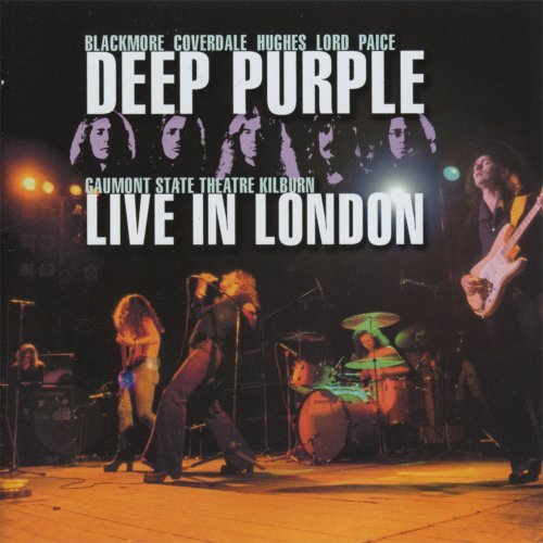 CD : Deep Purple - Live in London (Reissue, 2 Disc)