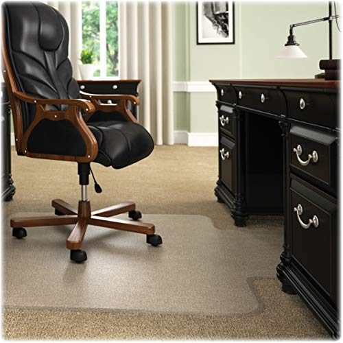 DEFCM17723 - Deflect-o ExecuMat Studded Beveled Chair Mat ()