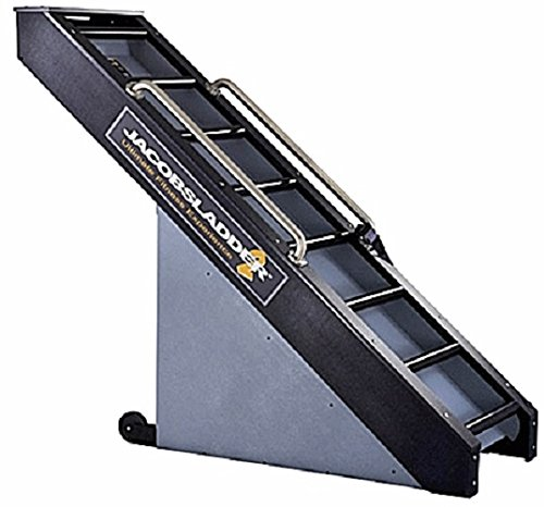 Jacobs Ladder 2 Aerobic and Anaerobic Cardio Conditioning Treadmill Climber image
