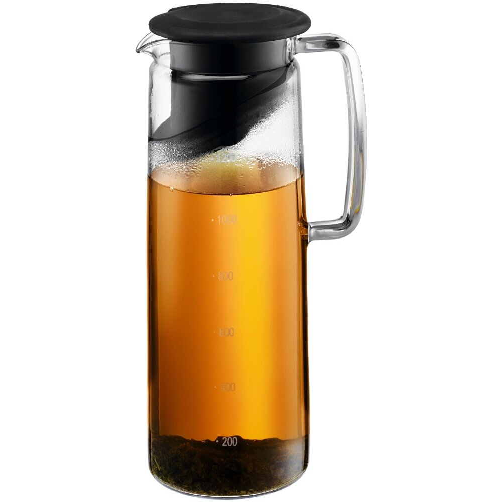 Bodum Biasca 40-Ounce Glass Iced Tea Maker by Bodum