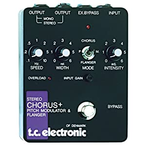 t.c.electronic STEREO CHORUS+