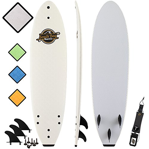 SBBC 7' Ruccus Soft Top Surfboard