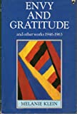 Envy and Gratitude and Other Works 1946-1963, Klein, 086068962X