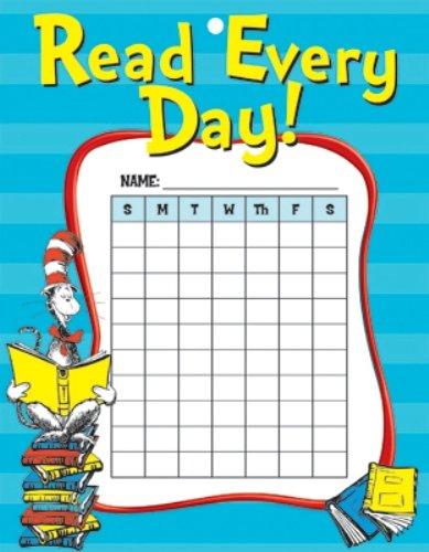 reading progress chart for kids