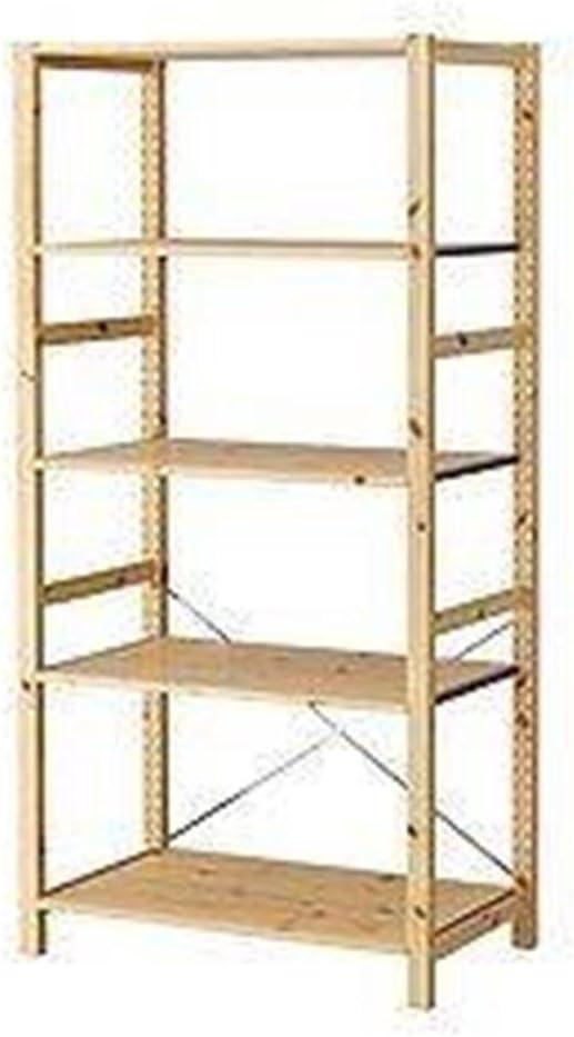 Ikea Ivar de repuesto estantes estantería de madera de pino ...
