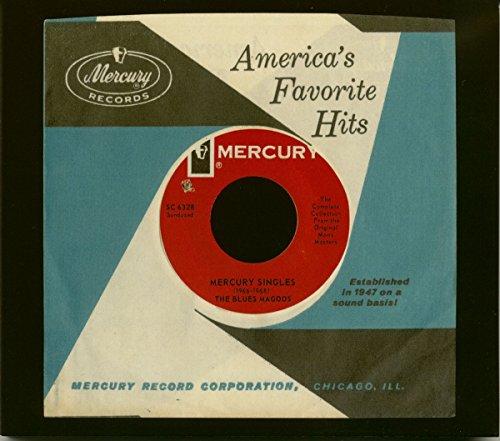 Mercury Singles 1966-1968 - Best Of