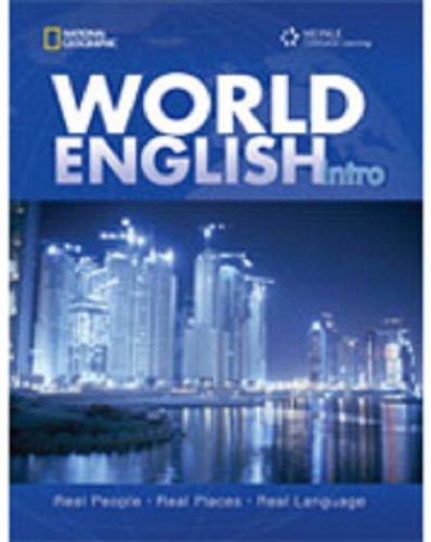 World English Intro, Middle East Edition: Writing Portfolio