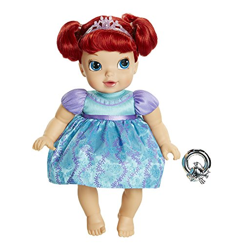 xe Baby Ariel (Little Mermaid Deluxe Ariel Tiara)