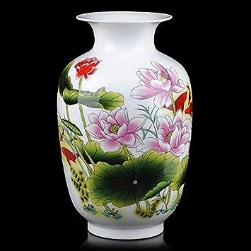 Godri Keramik Lotus Avalokitesvara Reines Wasser Blume Bambus