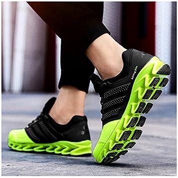 gunaindmx zapatos/zapatos/zapatos/shock/aire/Running/zapatillas/ocio/zapatos /gimnasio zapatos/zapatillas de deporte: Amazon.es: Deportes y aire libre