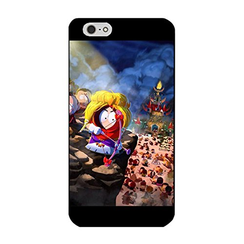 Iphone 6 Plus/6s Plus 5.5 Inch Cover Case Cartoon South Park Beauty Design Cute Style American Comic South (Hugo Boss Iphone 6)