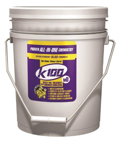 K100 MD Diesel Fuel Treatment with Stabilizer - 5 gallon pail