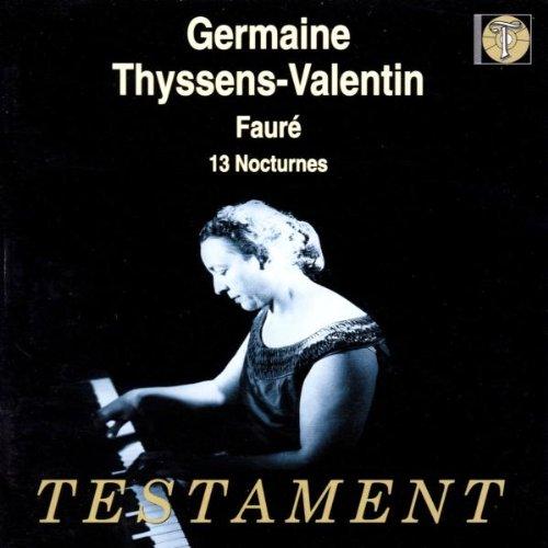 Fauré: 13 Nocturnes