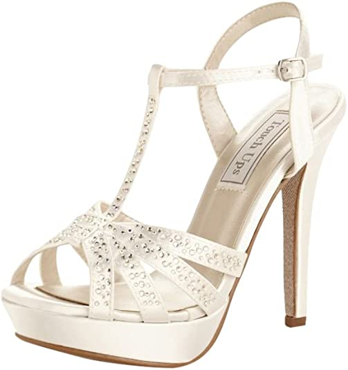 Touch Ups Womens Andie Platform Sandal