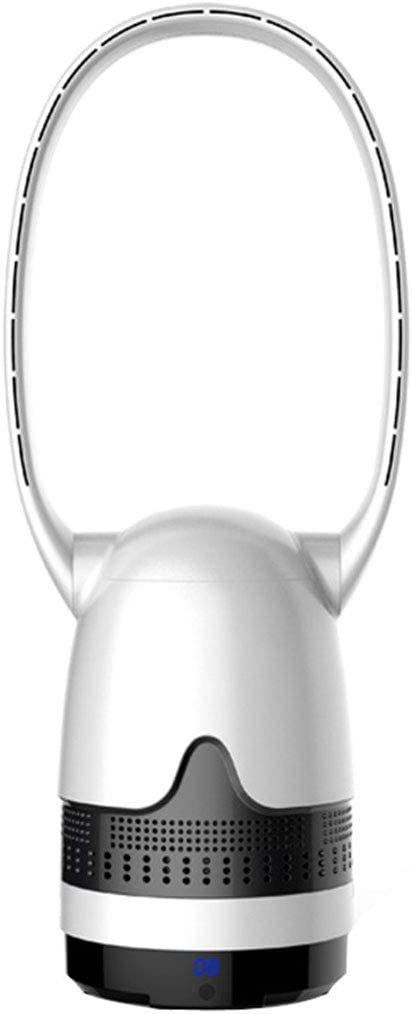 FANSR Ventilador sin aspas silencioso Ventiladores de refrigeración con Control Remoto 120 ° sacudiendo la Cabeza 32 ...