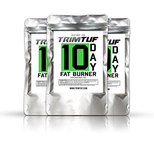 TRIMTUF 30 Day Fat Burner Tea For Sale