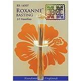 Roxanne Basting Hand Needles-Size 7 10/Pkg
