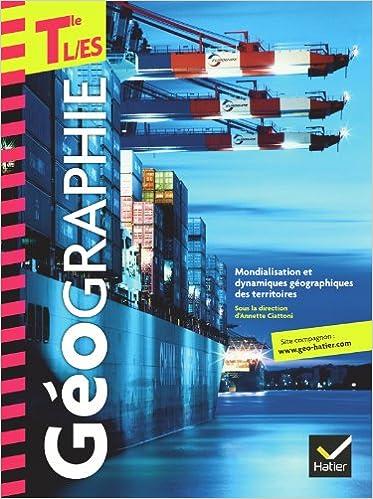 Ebooks Géographie Tle L, Es éd. 2012 - Manuel De L'élève Descargar Epub