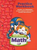 Harcourt Math, Harcourt School Publishers Staff, 0153364742