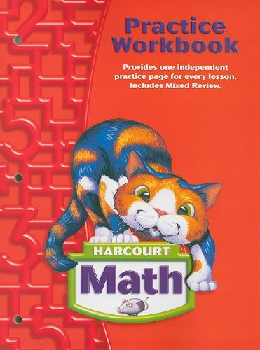 Harcourt Math: Practice Workbook: Grade 2 (National Version)