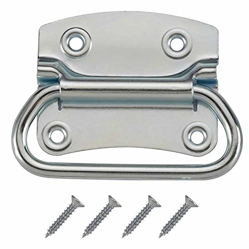 Set of 3 - Gatehouse Gate Pull 3-1/3-in Zinc Gate Handle