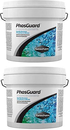 Seachem PhosGuard, 8L/2Gallons Total (Two 1 Gallon Buckets) by Seachem