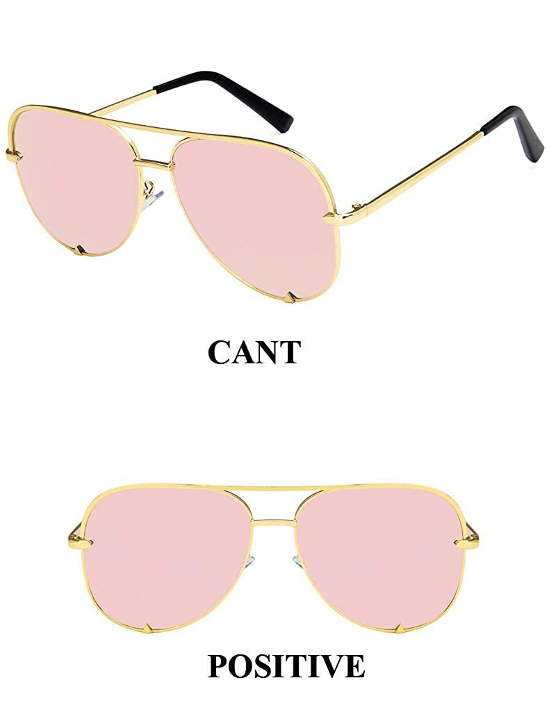 Classic Retro Sunglasses UV400 Protection Vintage Sun Glasses For Girls//Women with Colored Mirror New Style for 2019