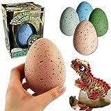 Dino Schlüpf-Ei, 10cm, mit wachsendem Dino im Inneren by geburtstagsfee