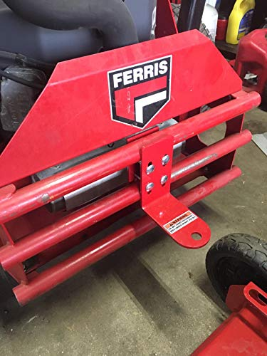 Noa Store Trailer Hitch Compatible with Ferris IS3200Z, IS5100Z, IS2000Z, IS1500Z, IS500Z, IS600Z, IS700Z - Zero Turn Mower