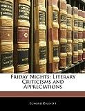 Friday Nights, Edward Garnett, 1143707982