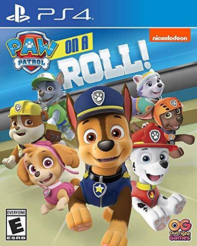 Paw Patrol On A Roll - PlayStation 4]()