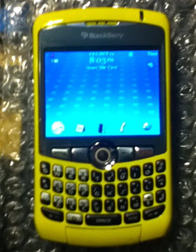 Blackberry Curve 8320 Unlocked GSM Att and Tmobile Cellphone Unlocked Quad Band Gsm Pda