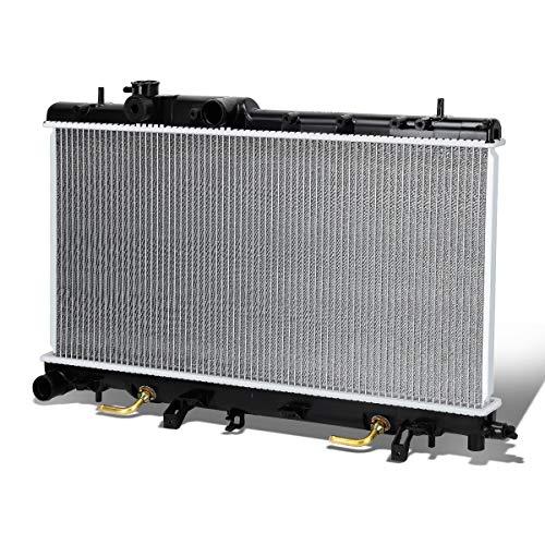 2703 Factory Style Aluminum Radiator for 02-07 Subaru Impreza/Saab 9-2X 2.5L AT/MT