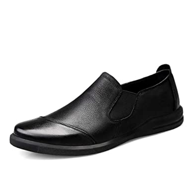 b85fc4aa2cde9 Amazon.com: Gobling Men's Driving Loafer, Casual Faux Leather Pure ...