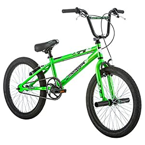 "Amazon.com : Mongoose 20"" Boy's BMX Booster : Sports & Outdoors"
