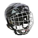 Ccm Fl40 Hockey Helmet Combo BLACK L